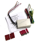 Fleekz Motorcycle Run Brake Turn Signal Wiring Module