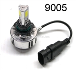 9005 Replacement LED Headlight Bulb for Sport Bikes, Cruisers, & Autos
