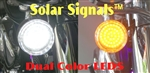 Solar Signals Motorcycle LED Turn Signal Clusters for HD