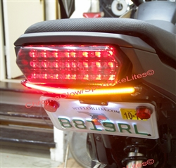 SPORTBIKE LITES HONDA GROM Honda Grom LED Taillight Fender Eliminator Kit