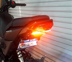 SPORTBIKE LITES 2017 HONDA GROM Honda Grom LED Taillight Fender Eliminator Kit
