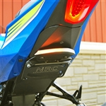New Rage Cycles 2017 GSXR-1000 LED Fender Eliminator Kit