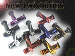 SportBike Lites Replacement Billet Twist Grips
