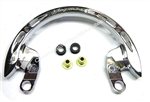 08-16 Suzuki GSXR 1300  Hayabusa Chrome Plated Passenger Grab Rail Bar