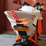 New Rage Cycles KTM RC* LED Fender Eliminator Kit