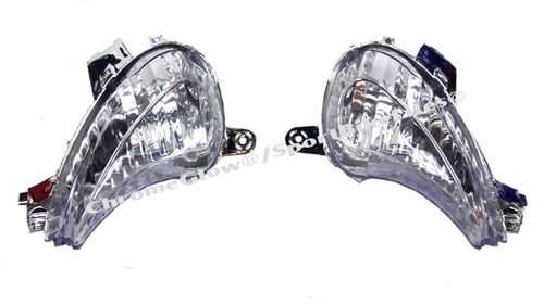 Replacement Turn Signal Lenses For 2008 Newer Suzuki Gsxr