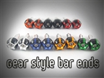 SBL GEAR STYLE REPLACEMENT BAR ENDS