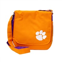 Clemson Foley Crossbody Handbag Purse Tigers