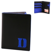 Duke Hipster Wallet Billfold Blue Devil Bi-Fold