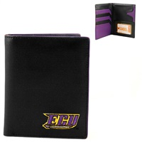 East Carolina ECU Hipster Wallet Billfold Pirate Bi-Fold
