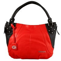 The Sultan Handbag Purse Georgia Bulldogs