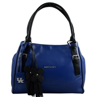 The Jet Set Handbag Purse Kentucky Wildcats