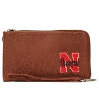 Football Wrist Bag | Nebraska