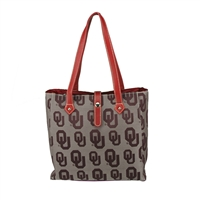 Oklahoma Signature Handbag Toasty
