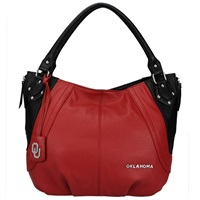 The Sultan Handbag Purse Oklahoma Sooners