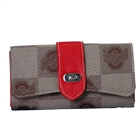Ohio St Signature 16 Wallet Wendy