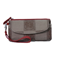 South Carolina Signature Wrist Bag Wilma