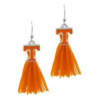 Tassel Charm Earrings University of Tennessee
