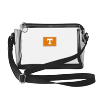 TENNESSEE SMALL CLEAR HANDBAG