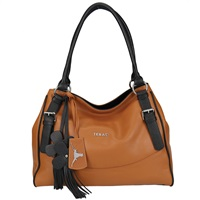 The Jet Set Handbag Purse Texas Longhorns