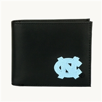 North Carolina Men's Wallet Bi-Fold Billfold Tarheel