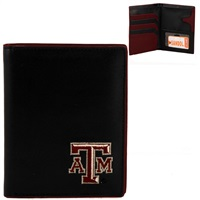 Texas A&M Hipster Wallet Bi-Fold Aggie Billfold