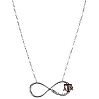 Infinity Necklace | Texas A&M