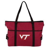 Virginia Tech Jamie Tote Handbag Shoulder Purse Hokie