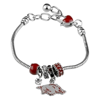 MVP Charm Bracelet | University of Arkansas
