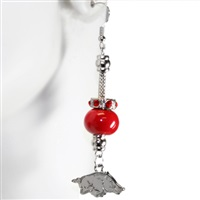 Homecoming Pride Earrings | Arkansas