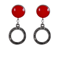 Circular Dangle Earrings | Arkansas