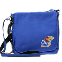 Kansas Foley Crossbody Handbag Purse Jayhawks