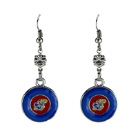 Jayhawk Earrings