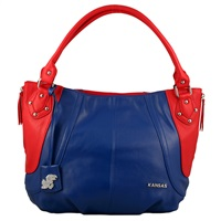 The Sultan Handbag Purse Kansas Jayhawks