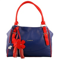 The Jet Set Handbag Purse Kansas Jayhawks