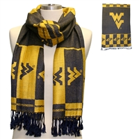 Shawl West Virginia University