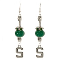 Homecoming Pride Earrings | Michigan State