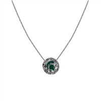 Neunice Necklace | Michigan State