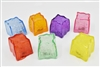 7 Piece Jewel Color Tinted LiteCubes Sampler Pack