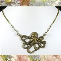 Octopus Garden Necklace