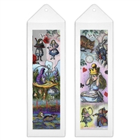 Alice in Wonderland Bookmark