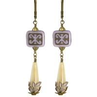 Temple of Xena Earrings
