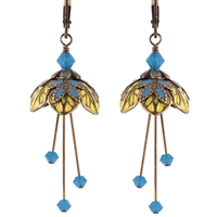 Titania Queen of Fairies Earrings