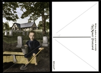Mikey Makes a Grave Mistake Postcard Set