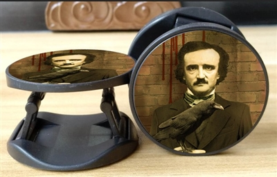 Edgar Allan Poe Pop Socket Phone Stand