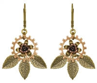 Boudica Steampunk Earrings