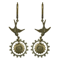 Sun Day Earrings