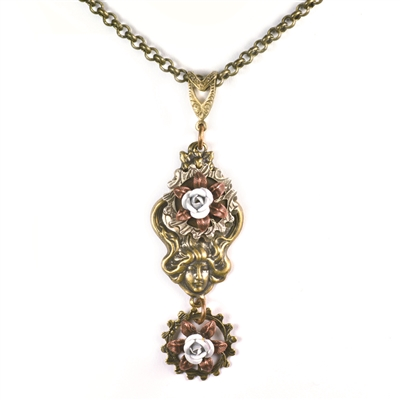 Emma Woodhouse Steampunk Necklace