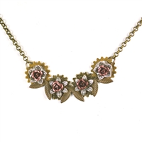 Frances Clayton Steampunk Necklace