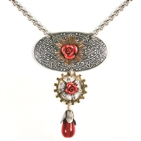 Emilia Plater Steampunk Necklace